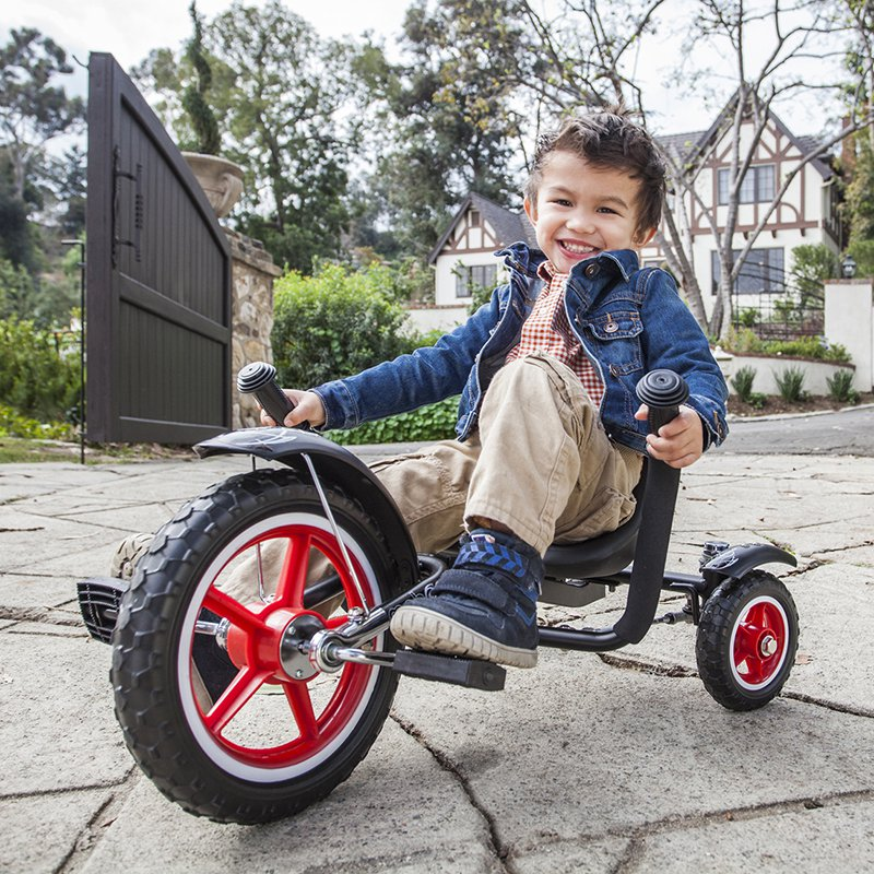 Mobo Tot Rockabilly 12 in Toddler Three Wheeled Cruiser R...