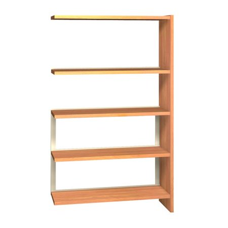 Ironwood Glacier 60 Standard Bookcase