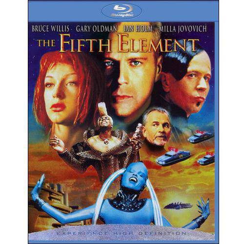 The Fifth Element (Blu-ray) (With INSTAWATCH) (Widescreen)