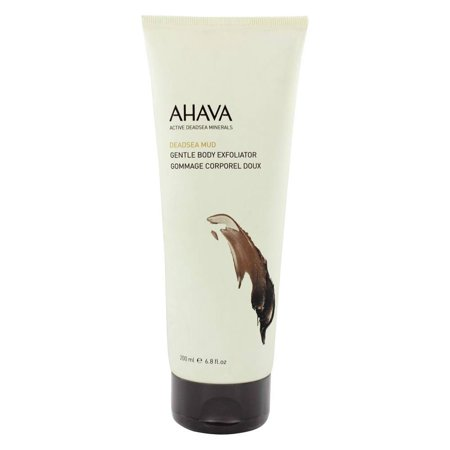 Ahava DeadSea Mud Gentle Body Exfoliator, 6.8 Fl