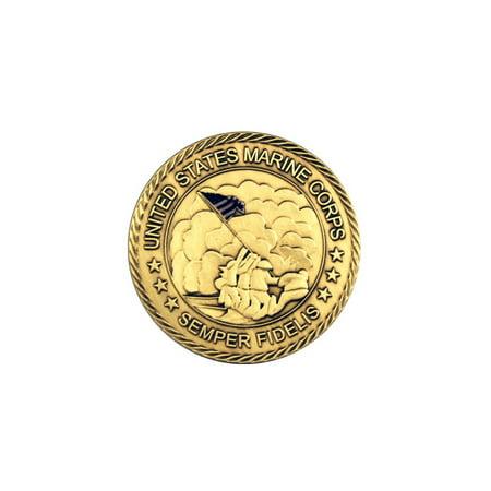 US Marine Corps Iwo Jima Challenge Coin