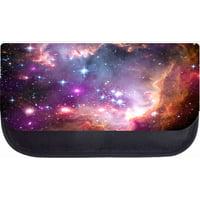 Galaxy  - Black Pencil Bag - Pencil Case