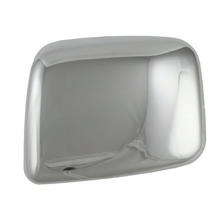 - 2008-2014 Nissan Titan Chrome Mirror Covers