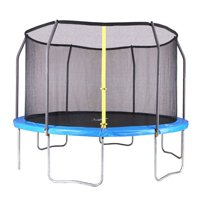 Airzone 14' Trampoline, with Safety Enclosure, Blue