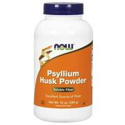 Psyllium Husk Powder Now Foods 12 oz Powder