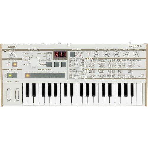 microKORG with Built-In Speaker System, 64 New Sou