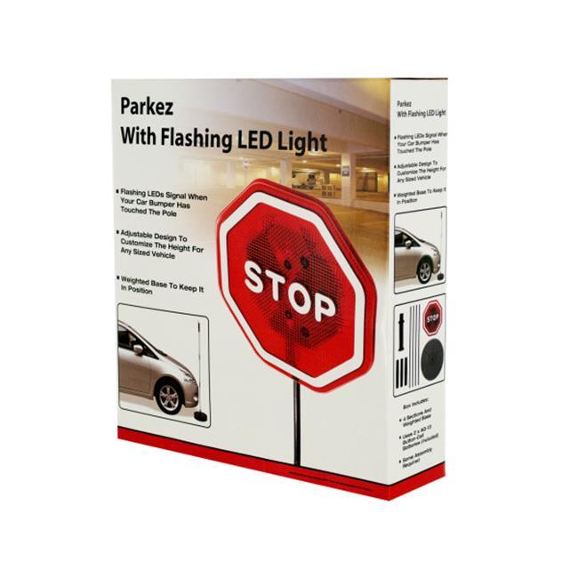 Bulk Buys OB636-3 Flashing Led Light Parking Safety Sensor