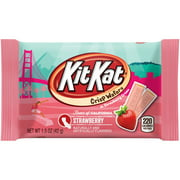 Kit Kat®, Crisp Wafer Bars in Strawberry Creme, 1.5 oz