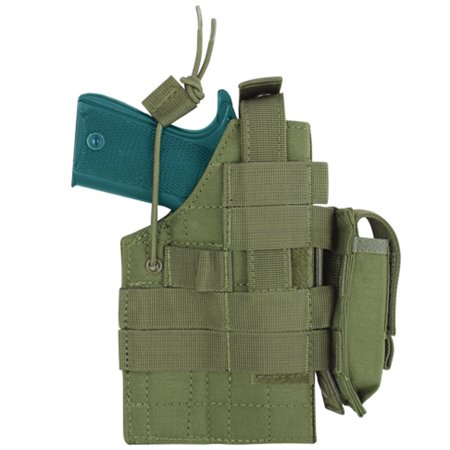 Condor #H-BERETTA Ambidextrous Pistol MOLLE Holster for Beretta Pistols - OD