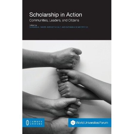 Scholarship In Action  Communities  Leaders  And Citizens