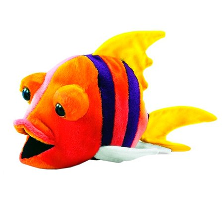 Hansa Plush Fish Number 4, 10