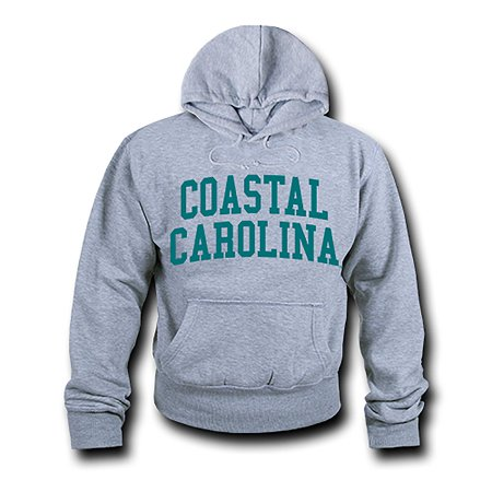 Game Day Hoody Sweatshirt - Coastal Carolina Chanticleers Game Day Hoodie (Gray)