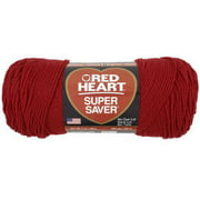 Red Heart Super Saver Yarn, Multiple Colors
