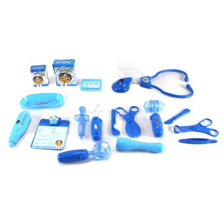 Little Playmate Doctor Pretend Play Toy Medical Kit Play Set  Perfect For Role Playing  Comes W  Everything Needed