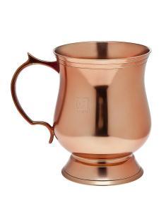 Copper-Plated Paul Revere Vintage Beer Mug by Godinger