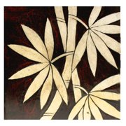 Stoneage Arts Hand-Carved Bamboo Wall Panel, Handmade in Indonesia