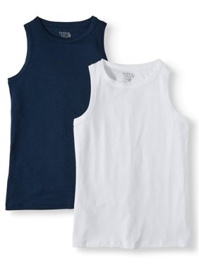 098667c19d Product Image Women's High Neck Tank, 2 Pack Bundle