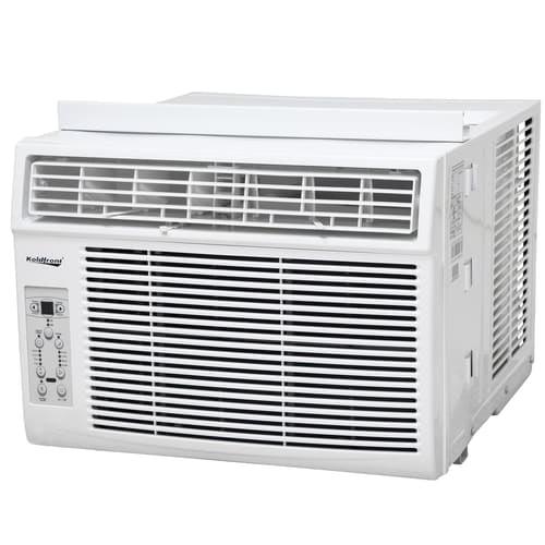 Koldfront WAC10002WCO 10000 BTU 115V Window Air Conditioner with Dehumidifier and Remote Control