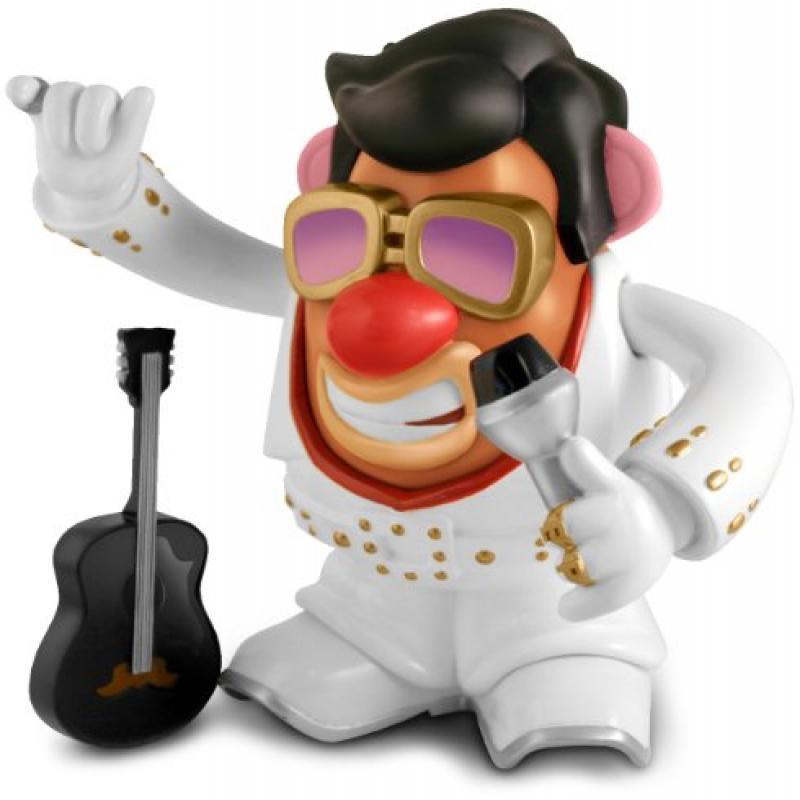 "Elvis Presley ""Elvis Live"" Mr. Potato Head by"