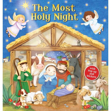 The Most Holy Night (Part of Pop & Play) By Lori C. Froeb - image 1 of 1