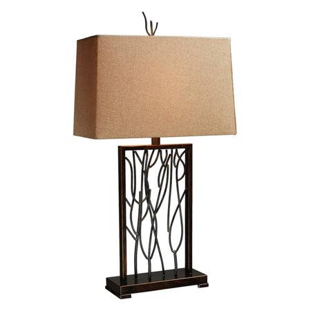 Dimond Lighting Belvior Park Table (Park Handcrafted Lamp)