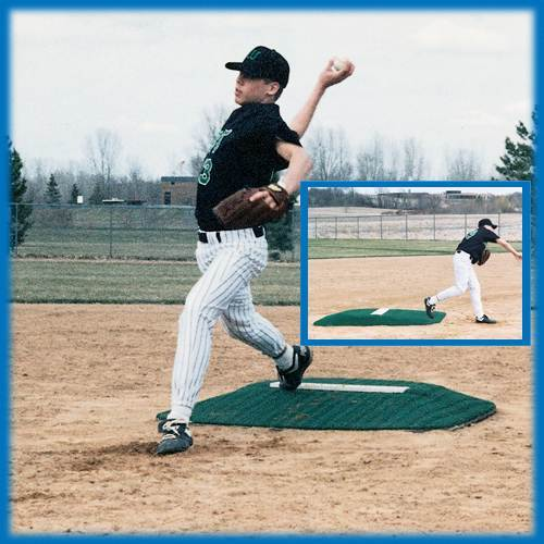 Youth League Pitching Mound
