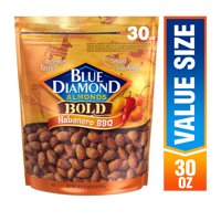 Blue Diamond Habanero BBQ Almonds 30 oz. Bag
