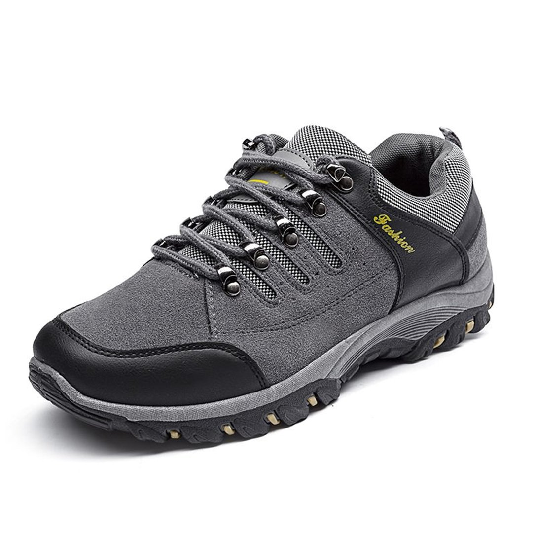CN3SK020 Outdoor Cotton Hiking Boots Sport Men's Shoes For Camping Climbing by