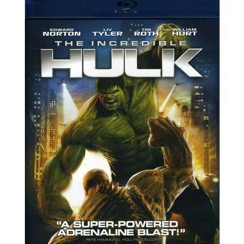 INCREDIBLE HULK (BLU-RAY/2008)