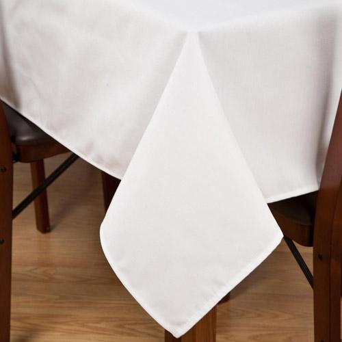 "Riegel Premier Hotel Quality Tablecloth, 90"" x 132"