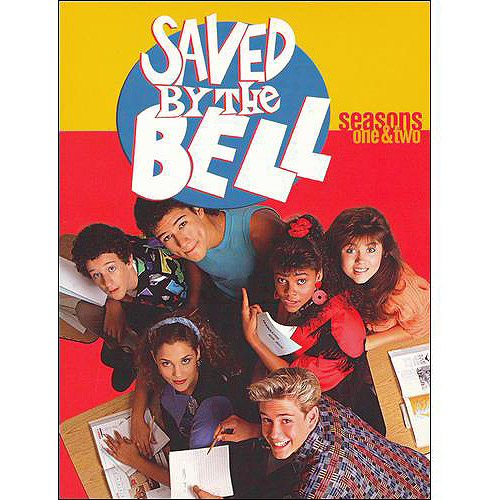Saved By The Bell: Seasons One & Two (Full Frame)