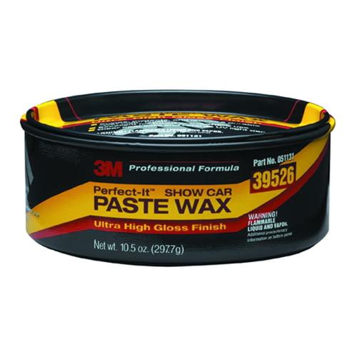 3m 3M-39526 Perfect-it Show Car Paste Wax 39526, 10.5 Net Wgt Oz by 3M