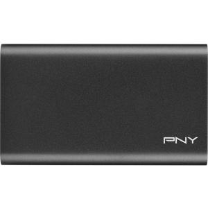 PNY 240GB ELITE PORTABLE SSD - (PSD1CS1050-240-FFS)