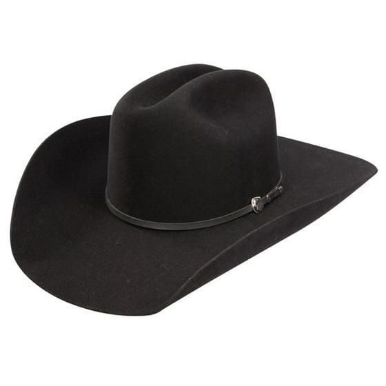 26ad8816f77 Resistol Cowboy Hats - Resistol Bankston - (3X) Wool Felt Cowboy Hat ...