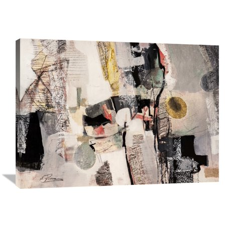 Global Gallery Arthur Pima,'Tranquility' Stretched Canvas Artwork