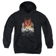 The Lord of the Rings Evil Rising Big Boys Pullover Hoodie