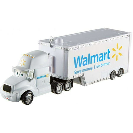 - Disney/Pixar Cars Wally Hauler Die-Cast Character Vehicle
