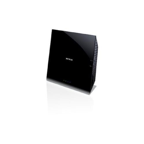 NETGEAR Wireless Router AC 1200 Dual Band Gigabit (R6200-100PAS) by NETGEAR