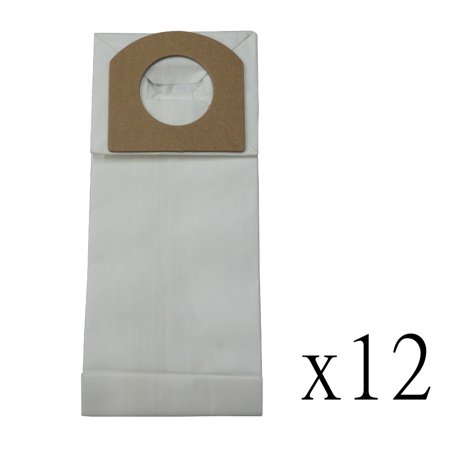 12 Vacuum Cleaner Bags for Hand Vac Bag Type G Dirt Devil