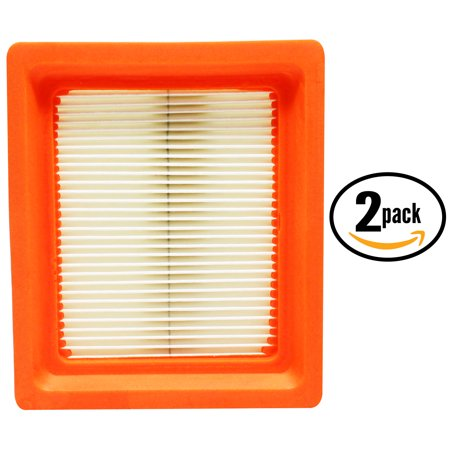 2-Pack Compatible Kohler XT650-3023 Country Home Products Air Filter - Compatible Kohler 1408315-S Filter - image 4 de 4