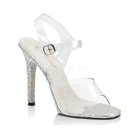 Fabulicious Gala 08DM Ankle Strap Sandal (Women's) wVQeH95p