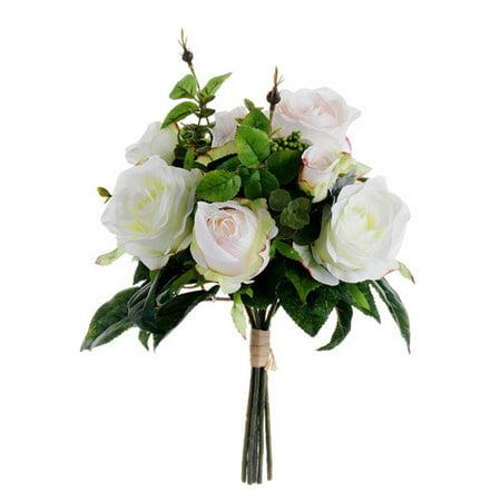 Silk Flower Depot Rose Bouquet