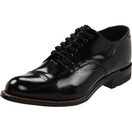 Stacy Adams Mens Madison Leather Lace Up Dress Oxfords