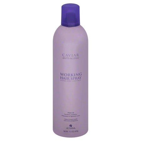3e3799f7b77d Caviar Anti-Aging Working Hair Spray, 15.5 oz