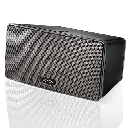 Sonos PLAY:3 Smart Speaker for Streaming Music, Black