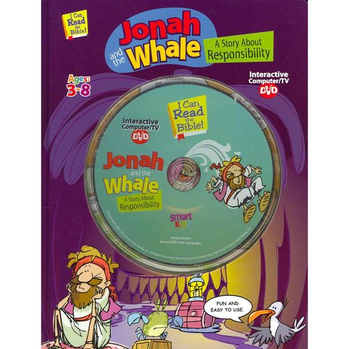 Jonah and the Whale: A Story about Responsibility [With DVD]