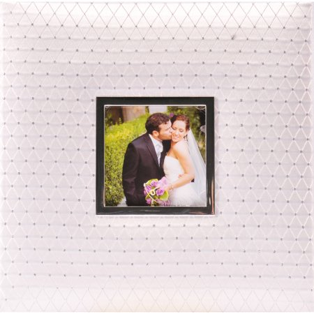 Pinnacle Frames & Accents Wedding Photo Album, 1 Each ()
