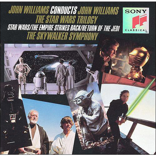 John Williams Conducts John Williams The Star Wars Trilogy/The Skywalker Symphony