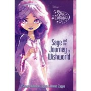 Star Darlings Sage and the Journey to Wishworld