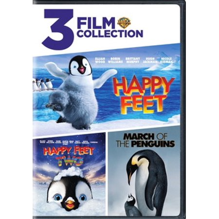 Happy Dancing Penguin (HAPPY FEET/HAPPY FEET 2/MARCH OF THE PENGUINS (DVD/TFE) (DVD) )